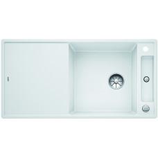 Blanco AXIA III XL 6 S InFino Silgranit bílá dřev.kráj.deska oboustr.prov. s exc. (Dřezy) na www.housemode.cz