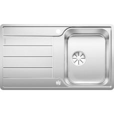 Blanco CLASSIMO 45 S-IF InFino nerez kartáčovaný oboustr. provedení s exc. PushControl (Dřezy) na www.housemode.cz