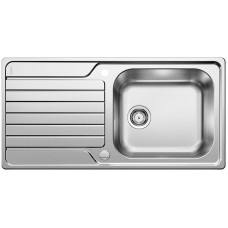 Blanco DINAS XL 6 S nerez kartáčovaný s excentrem (Dřezy) na www.housemode.cz