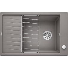 Blanco ELON XL 6 S InFino Silgranit aluminium obous. s exc. + přísluš (Dřezy) na www.housemode.cz