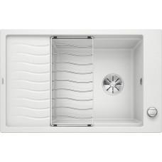 Blanco ELON XL 6 S-F InFino Silgranit bílá obous. s exc. + přísluš. (Dřezy) na www.housemode.cz