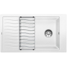 Blanco ELON XL 8 S InFino Silgranit bílá oboustr. bez exc. + přísluš. (Dřezy) na www.housemode.cz