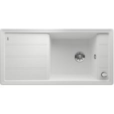 Blanco FARON XL 6 S InFino Silgranit bílá oboustranný s excentrem (Dřezy) na www.housemode.cz