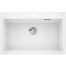 Blanco ETAGON 8 InFino Silgranit bílá bez excentru+pojezdy (Dřezy) na www.housemode.cz