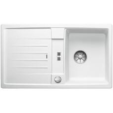 Blanco LEXA 45 S InFino Silgranit bílá oboustranný s excentrem (Dřezy) na www.housemode.cz