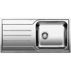 Blanco MEDIAN XL 6 S-IF Nerez kartáčovaný dřez vpravo (S odkapem) na www.housemode.cz