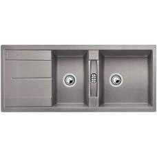 Blanco METRA 8 S Silgranit aluminium oboustranné provedení (Dřezy) na www.housemode.cz