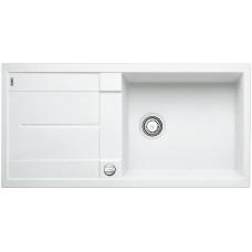 Blanco METRA XL 6 S F Silgranit bílá oboustranné provedení s excentrem (Granitové) na www.housemode.cz