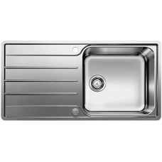 Blanco LEMIS XL 6 S-IF nerez kartáčovaný s excentrem (Dřezy) na www.housemode.cz