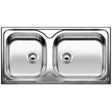 Blanco TIPO XL 9 Nerez kartáčovaný oboustranné provedení (Nerez) na www.housemode.cz