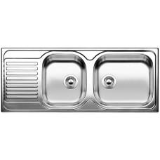 Blanco TIPO XL 9 S Nerez kartáčovaný oboustranné provedení (Dřezy) na www.housemode.cz