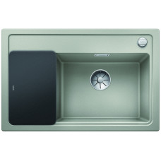 Blanco ZENAR XL 6 S Compact InFino Silgranit perlově šedá dřez vpravo s exc. a skl.deskou (Dřezy) na www.housemode.cz