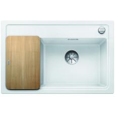 Blanco ZENAR XL 6 S Compact InFino Silgranit bílá dřez vpravo s exc+dřev.deska (Dřezy) na www.housemode.cz
