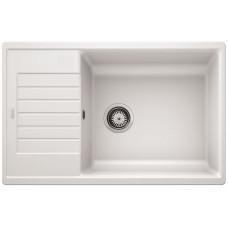 Blanco ZIA XL 6 S Compact silgranit bílá oboustranné provedení bez excentru