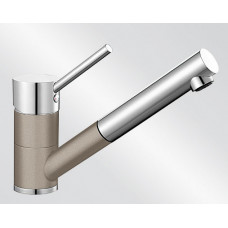 Blanco ANTAS-S HD Silgranit-look dvoubarevná tartufo/chrom (Baterie) na www.housemode.cz
