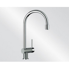 Blanco FILO-S Silgranit-look dvoubarevná aluminium/chrom (Baterie granitové) na www.housemode.cz