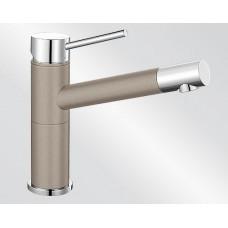 Blanco ALTA Compact Silgranit-look dvoubarevná tartufo/chrom (Baterie) na www.housemode.cz