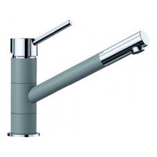 Blanco KANO HD silgranit aluminium/chrom (Baterie granitové) na www.housemode.cz