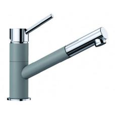 Blanco KANO-S HD silgranit aluminium/chrom (Baterie granitové) na www.housemode.cz