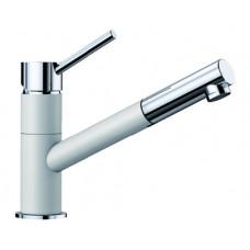 Blanco KANO-S HD silgranit bílá/chrom (Baterie granitové) na www.housemode.cz