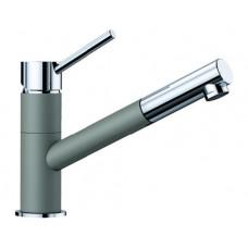 Blanco KANO-S HD silgranit tartufo/chrom (Baterie granitové) na www.housemode.cz