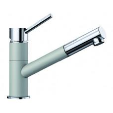 Blanco KANO-S HD silgranit perlově šedá/chrom (Baterie granitové) na www.housemode.cz