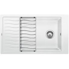 Blanco ELON XL 8 S Silgranit bílá oboustranné provedení přísluš. ano (Granitové) na www.housemode.cz
