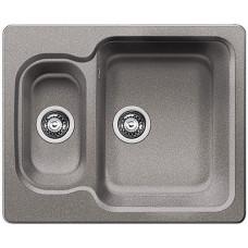 Blanco NOVA 6 Silgranit aluminium oboustranné provedení bez misky (Dřezy) na www.housemode.cz