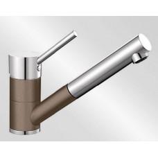 Blanco ANTAS-S HD Silgranit-look dvoubarevná muškát/chrom