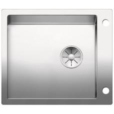 Blanco CLARON XL 60-IF/A DampfgarPlus InFino nerez hedvábný lesk s excentrem (Dřezy) na www.housemode.cz