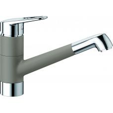 Blanco NOTIS HD Silgranit-look dvoubarevná tartufo/chrom (Baterie granitové) na www.housemode.cz