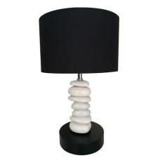 White rock - stolní lampa