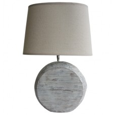 Pad -stolní polyresinová lampa