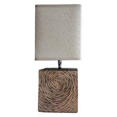 Brick - stolní polyresinová lampa
