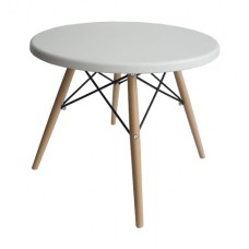 Bílý stolek (Židle a barové židle) na www.housemode.cz
