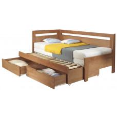 Rozkládací postel BMB Ester Tandem