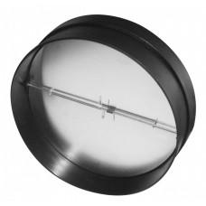 Zpětná klapka s rámečkem 150 mm