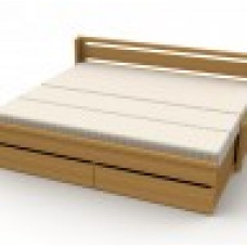 JELÍNEK (opěrák) k posteli DIANA  termopur